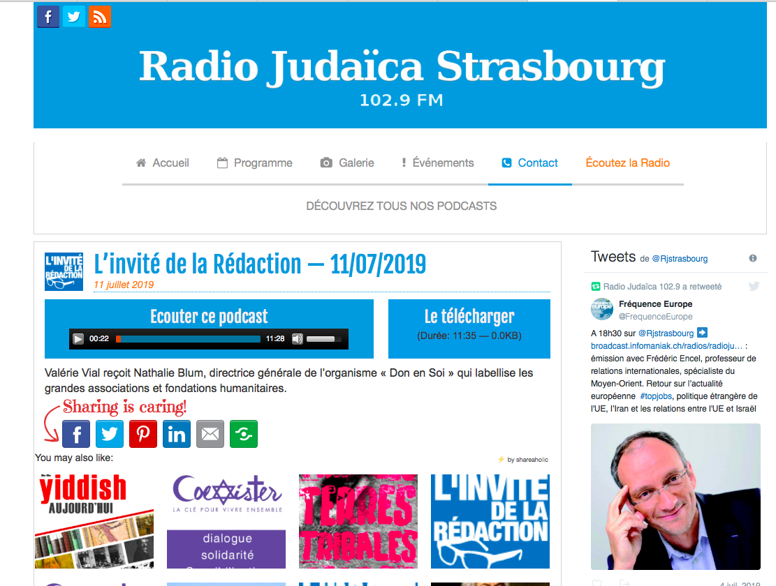 Radio Judaïca